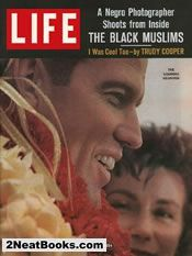 Gordon Cooper is welcomed home  life magazine cover: 31 May 1963