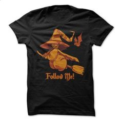 Halloween follow me - #vintage tee #tshirt moda. PURCHASE NOW => https://www.sunfrog.com/Holidays/Halloween-follow-me.html?68278
