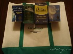 On the Road Again Event – OcuFresh and $10 Walmart GC