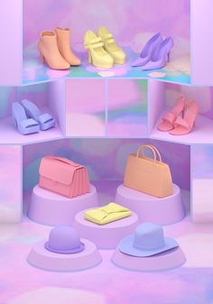 Composition of Fashion Accessories, 2016
