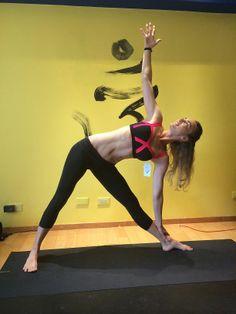 #TriAngle in #BaliniSports #YogaBra By http://www.BaliniSports.com