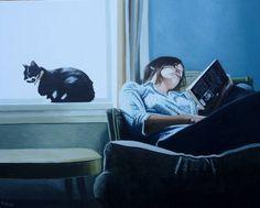 """Saatchi Art Artist yvan favre; Painting, """"n°71"""" #art"""