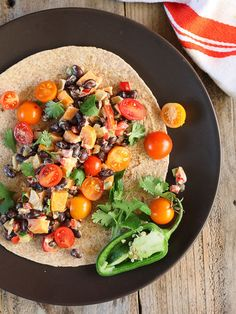 burritos, black beans, bean burrito, heavi sweet, healthi eat