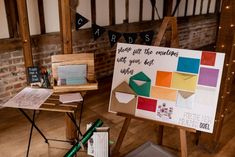 Envelope Guest Book Bonhams Barn Wedding Will Patrick Photography #Envelope #GuestBook #Wedding