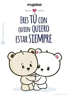 Buenos Dias http:// You And I, Love You, Frases Love, Mr Wonderful, Cute Love Cartoons, Love Phrases, Love Wallpaper, Spanish Quotes, Love Pictures
