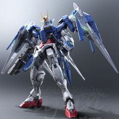 Perfect Grade 00 Raiser #gundam #gunpla #anime #gudam00 #perfectgrade #00raiser #hlj
