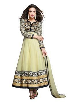 Stylish Festive Party Wear Anarkali Suit
