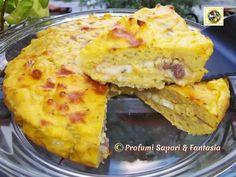 Torta di patate rustica ripiena  Blog Profumi Sapori & Fantasia