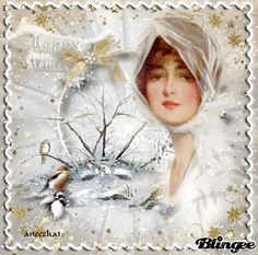 Vintage,Winter