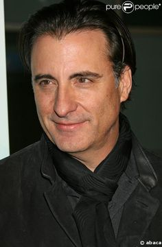 Andy Garcia....I just LOVE him !!!!!! Super yummie