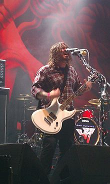 Shaun Morgan Welgemoed (born 21 December 1978), known publicly as Shaun Morgan, is a South African musician and singer for post-grunge, alternative metal band Seether.