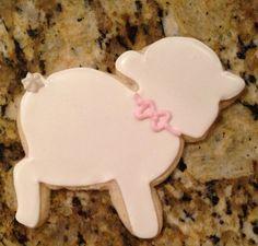 lamb sugar cookies
