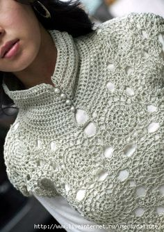 Blusa linda - how make