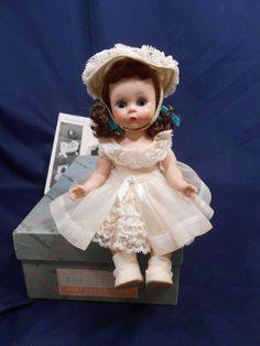 Gorgeous NMIB 1956 Madame Alexander Alexander Kins Wendy 586 | eBay