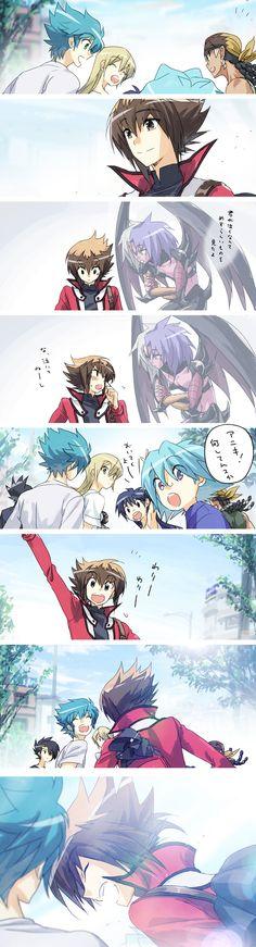 Yu-Gi-Oh! Gx Jaden and friends