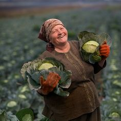 Farmer Olexandra Salo was very happy with her cabbage crop when I visited her farm in Ukraine. Potatoes and cabbage are two of the staple crops of small farmers in this rich farming country near the Black Sea. The rich soils of Ukraine make one of the world's prime agricultural regions, but it has been hampered by slow development and the recent turmoil hurts even more. It is one of the regions of the world where the yield gap is greatest. We hope Olexandra is safe. She is just one of the…