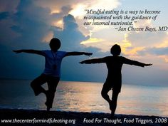 Mindful eating - rePinned by ohhowsheblooms.com