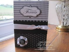 Stampin Up Frames with a Flourish. Stampin Up UK Demonstrator UK Pegcraftalot Wedding or Anniversary Card Mr and Mrs Together Forever.
