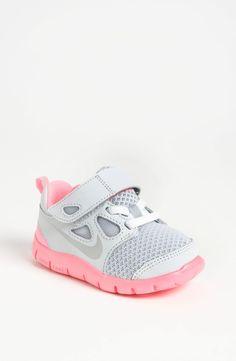 Nike 'Free Run 5.0' Sneaker (Baby, Walker & Toddler) CUTEEEE!!!
