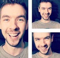 His smile. I swear.