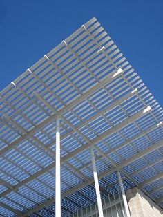 Modern Wing, Chicago Art Institute, Renzo Piano, 2009 by Tim Brown Architecture, via Flickr