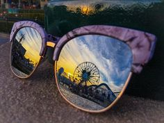 Pin for Later: 15 Reasons Disneyland This Summer Will Be the Absolute Best The sunsets from the park are incredible.