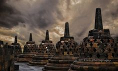 Photo Afternoon at Candi Borobudur by jeiksen cornelius on 500px