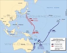 Battle of the Coral Sea | The Battle of the Coral Sea: Summary