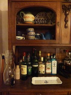 How to Set up a Home Bar | Vegetarian Times
