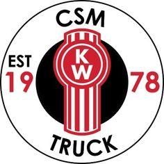 CSM Truck Heavy Duty Trucks, Sale Promotion, Peterbilt, Semi Trucks, Tractors, Online Business, Badass, Canada, Usa