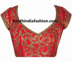 saree blouse designs
