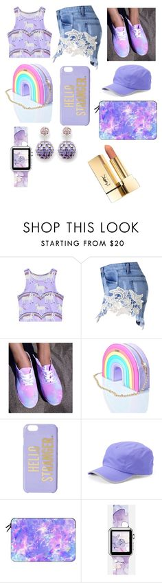 """""""Untitled #316"""" by wishingiwas21 on Polyvore featuring WithChic, Skinnydip, Kate Spade, Tek Gear and Casetify"""