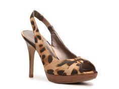 Moda Spana Quicksand Leopard Pump High Heel Pumps Pumps & Heels Women's Shoes - DSW