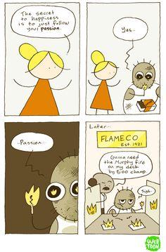 Pie Comic by John McNamee