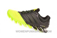 http://www.womenpumashoes.com/mens-adidas-springblade-4-black-fluorescent-green-running-shoes-free-shipping.html MEN'S ADIDAS SPRINGBLADE 4 BLACK/FLUORESCENT GREEN RUNNING SHOES FREE SHIPPING Only $88.00 , Free Shipping!
