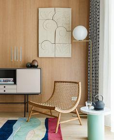 Agnes Rudzite Interiors: эклектичная квартира в центре Риги • Интерьеры • Дизайн • Интерьер+Дизайн