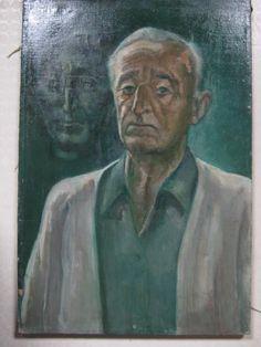 I128 zelfportret Theo H (1901-1985)