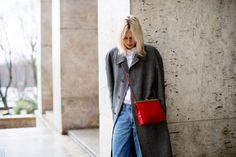 Paris Fashion Week Fall 2017 Street Style Day 5 - The Impression