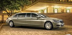Mercedes Maybach Pullman S600