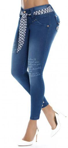 Jeans levanta cola ENE2 93293