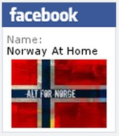 Vær så god - please LIKE us on Facebook! We have pictures of Norway and things Norwegian, along with tracing our roots, historical treasures, and general fun. It's a great place to actually talk about our Norwegian heritage. Tusan Takk!