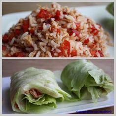 Gezond leven van Jacoline: rijstsalade met tonijn
