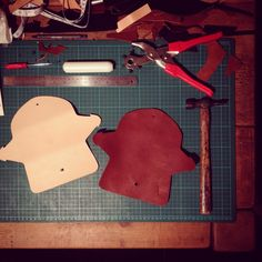 Handcrafted Leathergoods Production