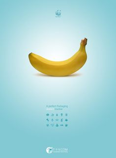 Advertising agencies and self-promo - Yuriev ,Sustainable Advertising: banana