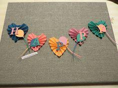 #bloghop #teamstampingart zum neuen #Jahreskatalog - #origami #Girlande von Kerstin Wachter  http://meinekreativwelt.blogspot.de/2016/06/blog-hop-time-zum-neuen-katalog.html  #stampinup #jahreskatalog2016 #teamsa #homedeko