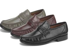 Elegant #LeatherFootwear in variety of shades and colors #LeatherCompanyinIndia #LeatherManufacturingCompanyinIndia #LeatherExportCompany