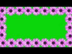 Wedding Background Video Effects HD-Animation Pink Flower Frame Wedding Background Images, Banner Background Images, Flower Background Wallpaper, Flower Backgrounds, Background Templates, Video Effects, Chroma Key, Download Video, Flower Frame