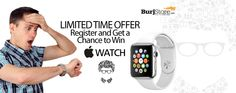 Register & Win an Apple Watch
