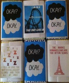 TFIOS Okay okay tissues for the movie!  I know that I am going to need at least a pack for myself and I have some to share! The Fault in Our Stars with Shailene Woodley and Ansel Elgort will be amazingly emotional.