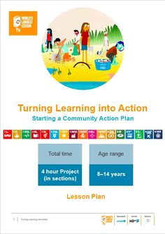 All Lesson Plans For The Global Goals   The Worlds Largest Lesson Service Projects For Kids, Environmental Science, Open Source, Lesson Plans, Worlds Largest, Little Ones, Goals, Activities, How To Plan